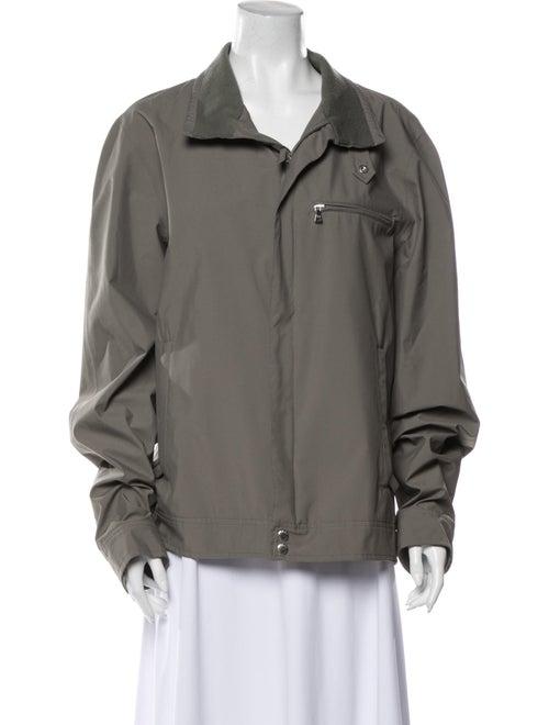 Prada Utility Jacket Green