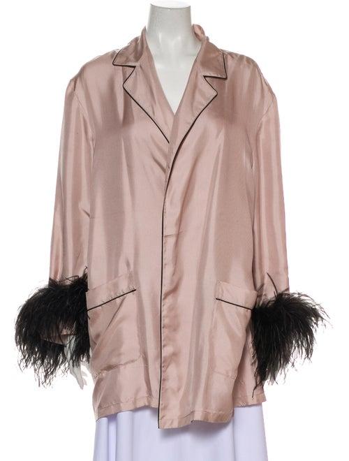 Prada Down Jacket Pink