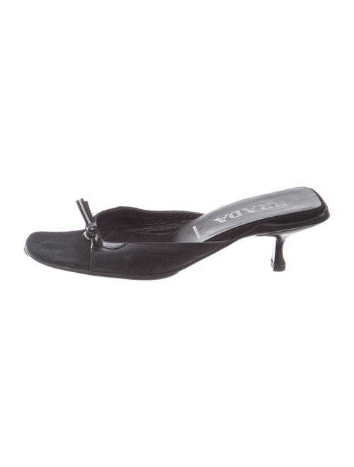 Prada Slides Black