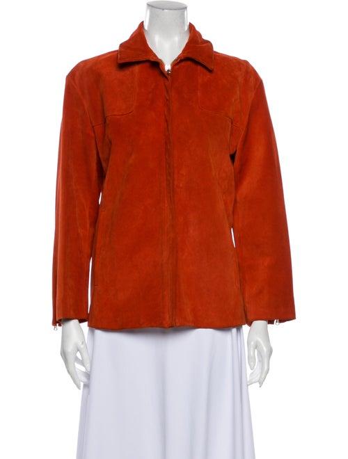Prada Jacket Orange