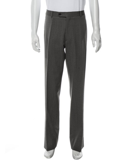 Prada Wool Dress Pants Wool