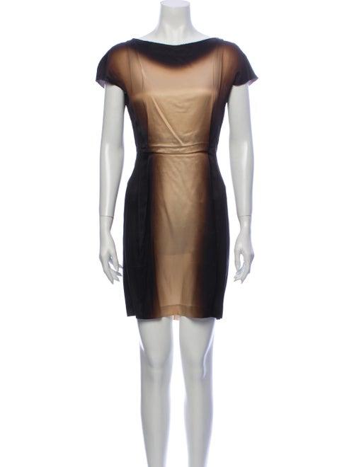 Prada Vintage Mini Dress