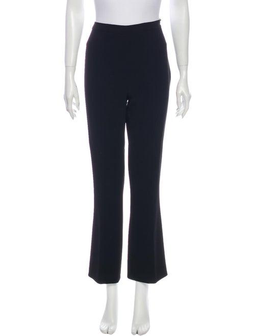 Prada 2015 Flared Pants Black