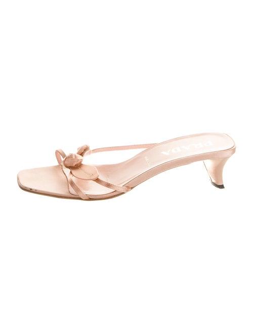Prada Slides Pink