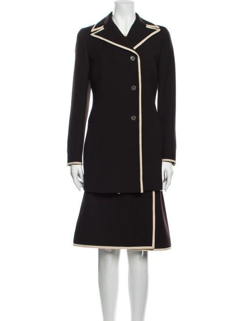 Prada Wool Dress Set Wool
