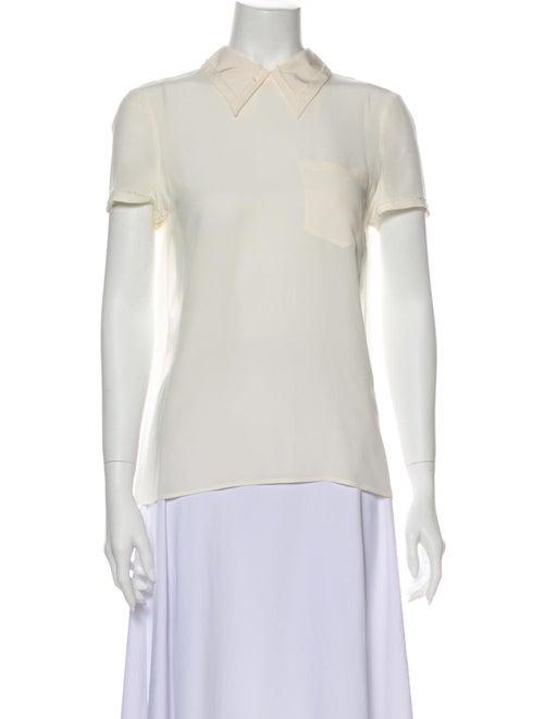 Prada Short Sleeve Polo