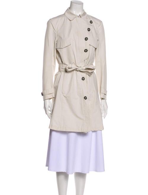 Prada Trench Coat White