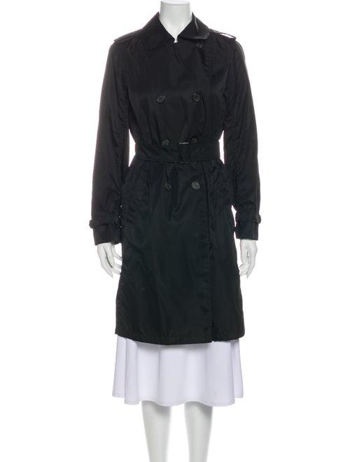 Prada Trench Coat Black