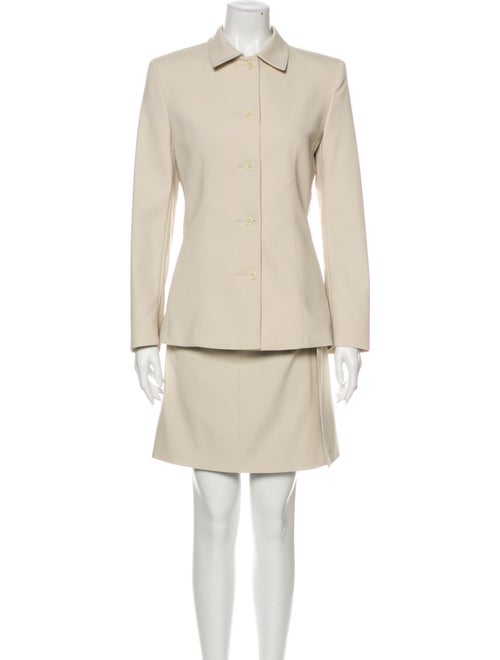 Prada Skirt Set