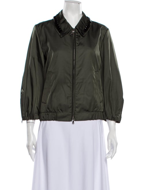 Prada Jacket Green