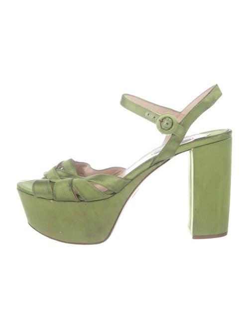 Prada Sandals Green