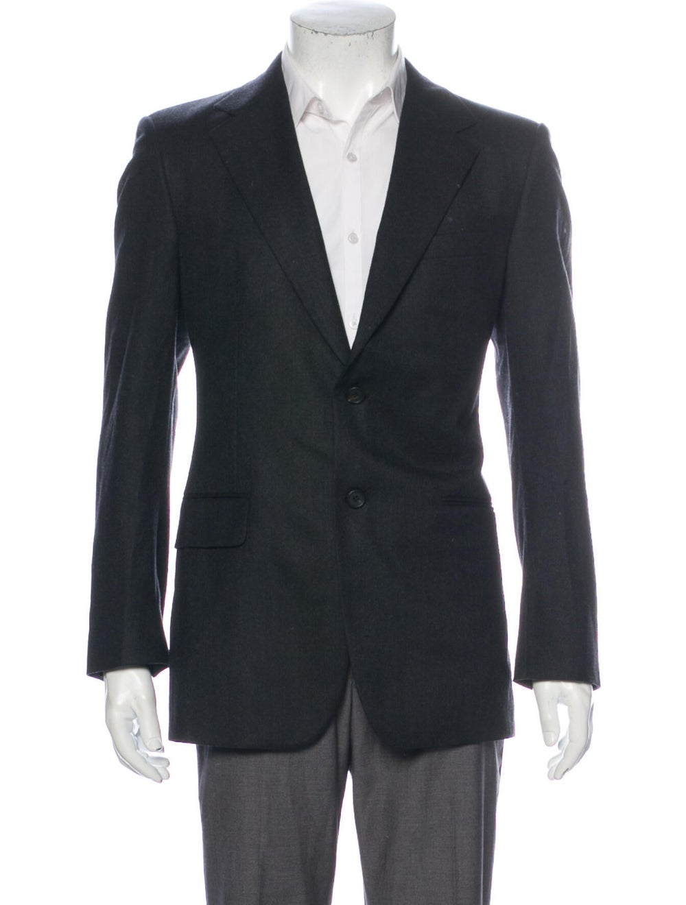 Prada Wool Blazer Wool - image 1