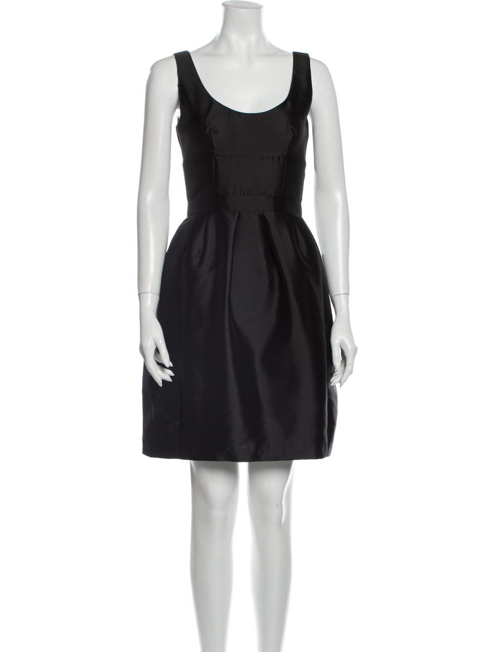 Prada Vintage Mini Dress Wool - image 1