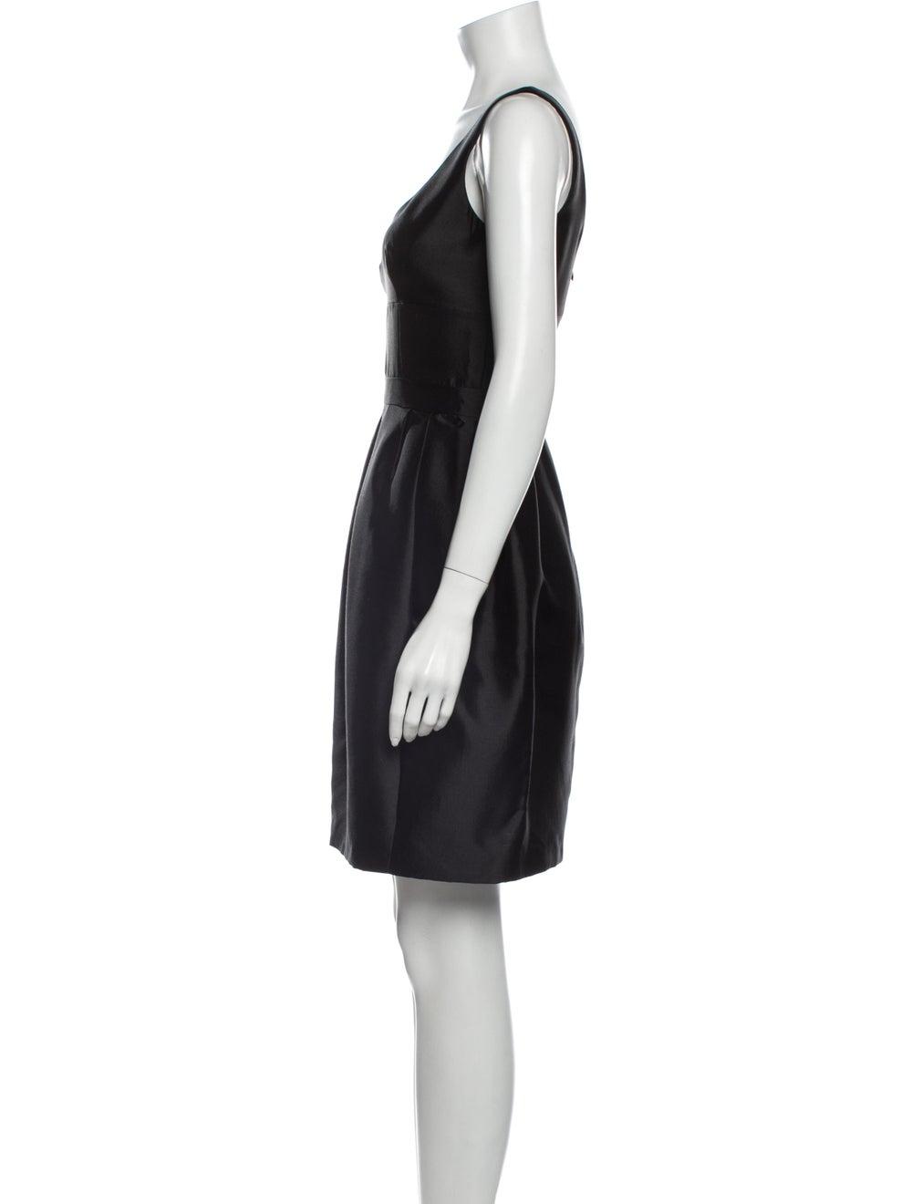 Prada Vintage Mini Dress Wool - image 2