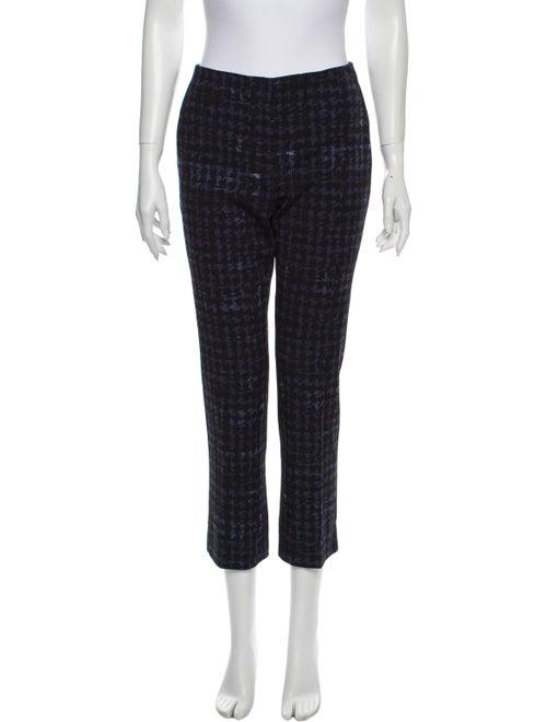 Prada Virgin Wool Straight Leg Pants Wool - image 1