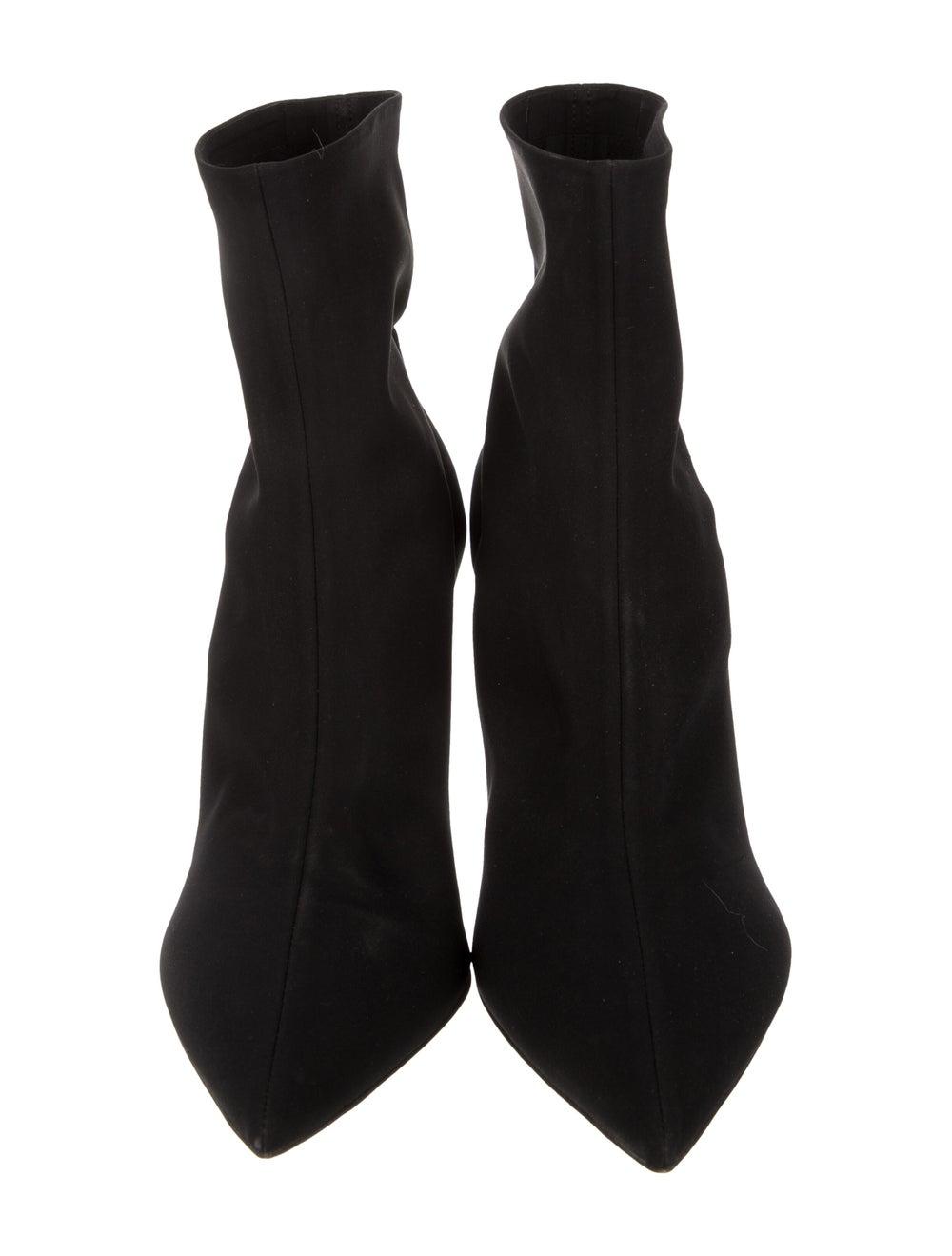 Prada Sock Boots Black - image 3