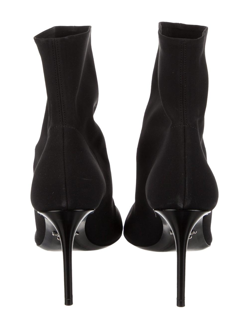 Prada Sock Boots Black - image 4