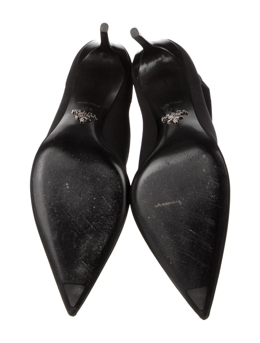 Prada Sock Boots Black - image 5