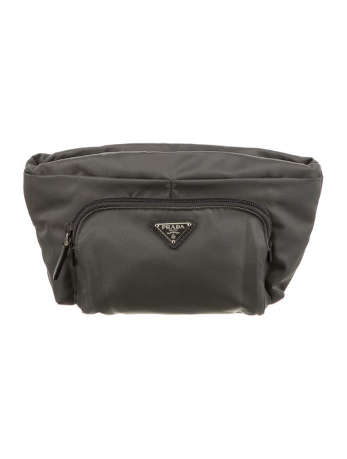Prada Cosmetic Bag Grey