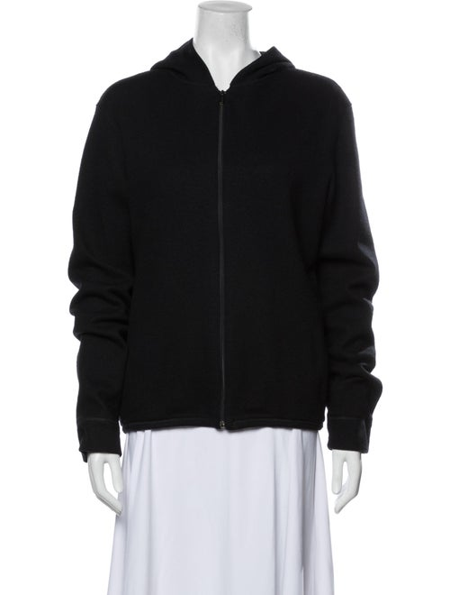 Prada Virgin Wool Crew Neck Sweater Wool