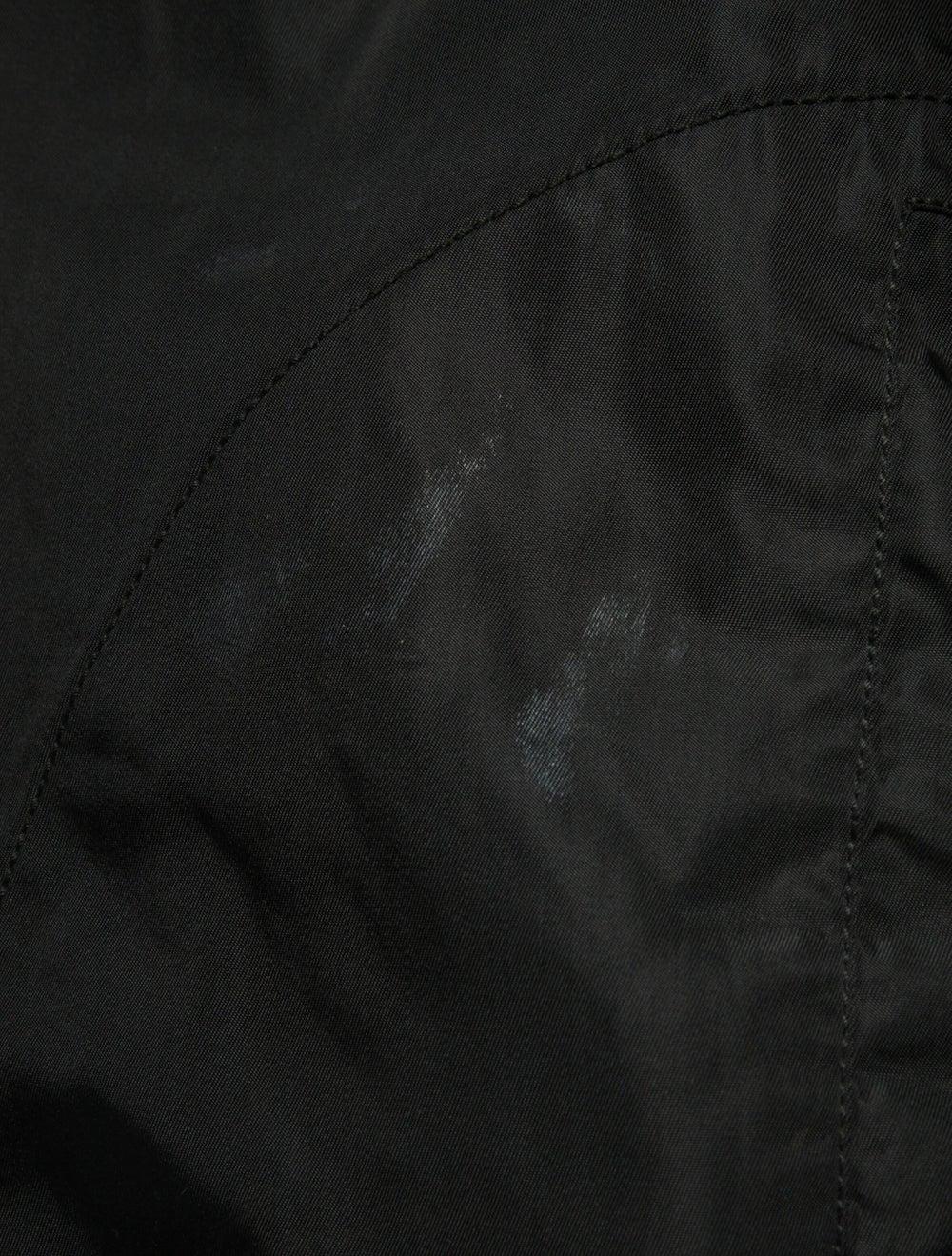 Prada Vintage 1990's Windbreaker Black - image 4