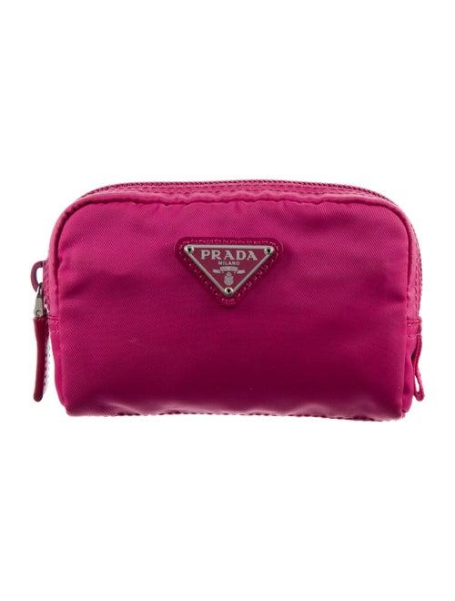 Prada Tessuto Cosmetic Bag Pink - image 1