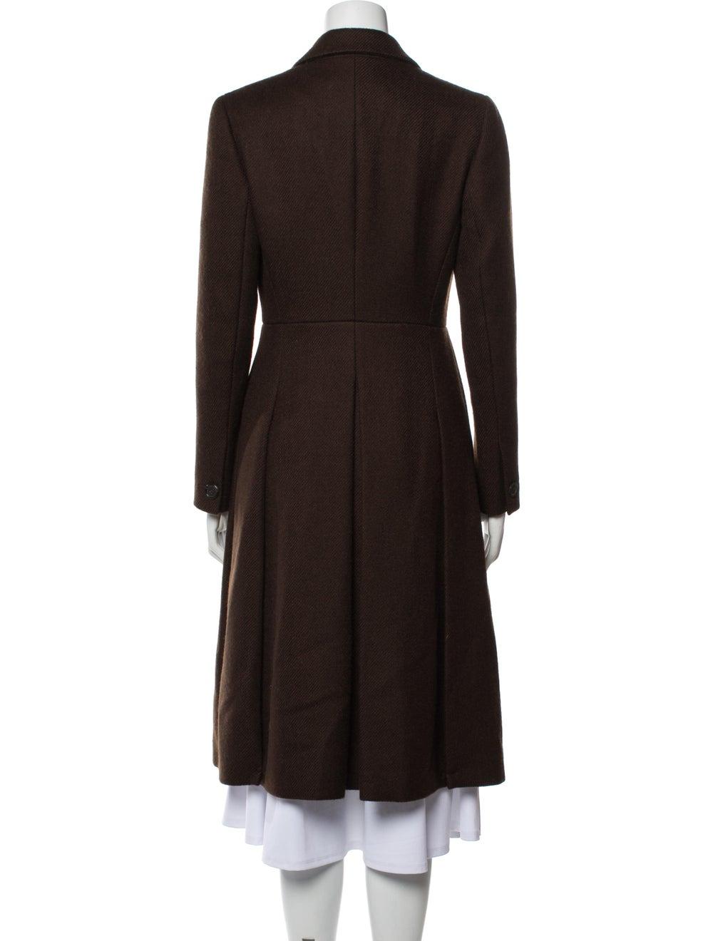 Prada Wool Peacoat Wool - image 3