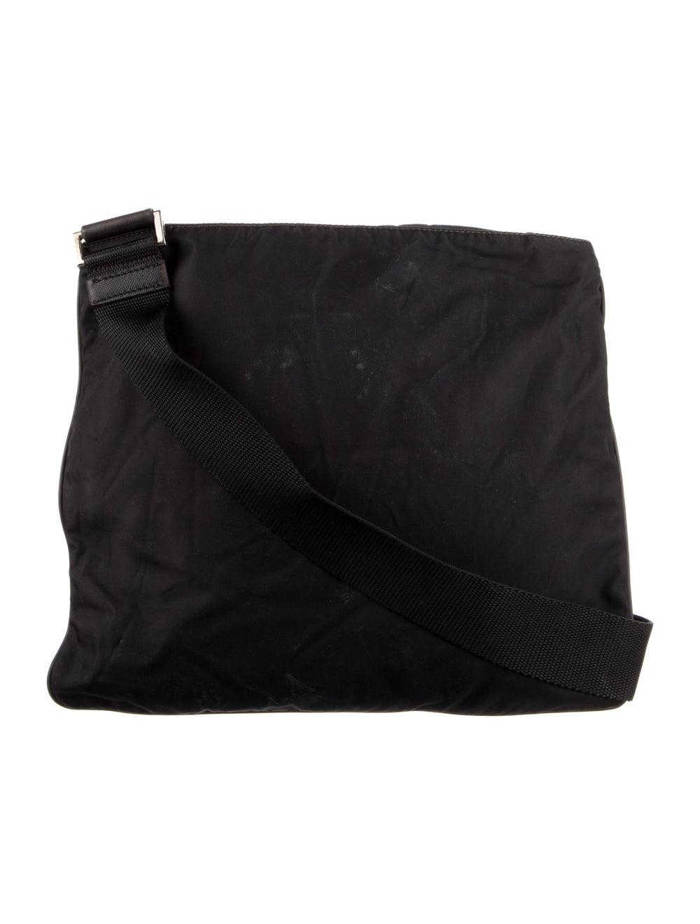 Prada Tessuto Messenger Bag Black - image 4