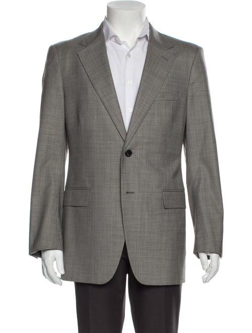 Prada Virgin Wool Blazer Wool - image 1