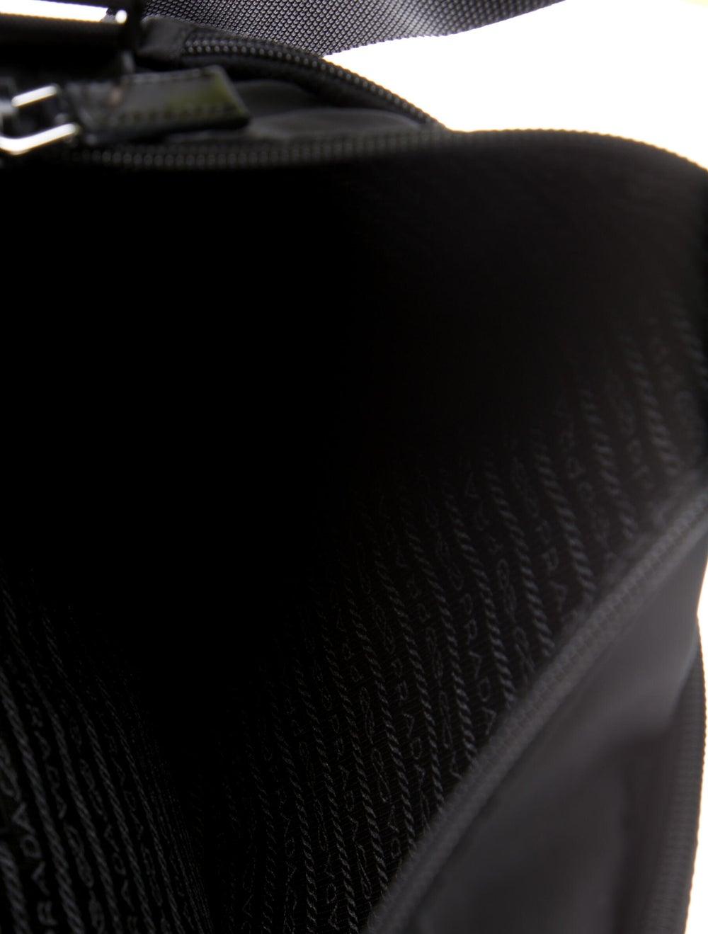 Prada Tessuto Messenger Bag Black - image 5