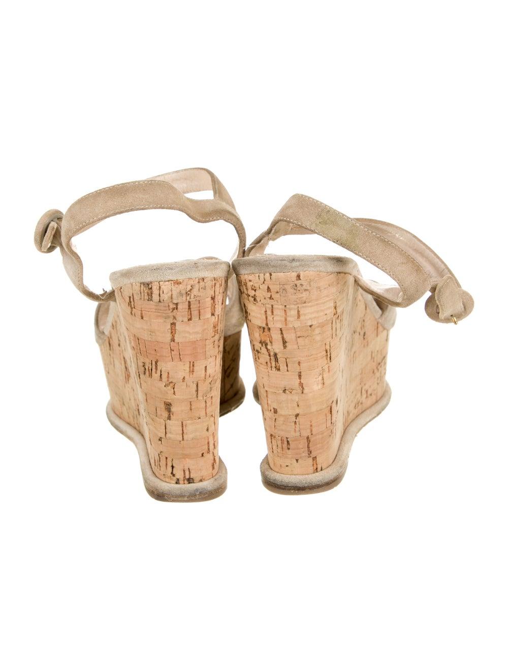 Prada Suede Sandals - image 4