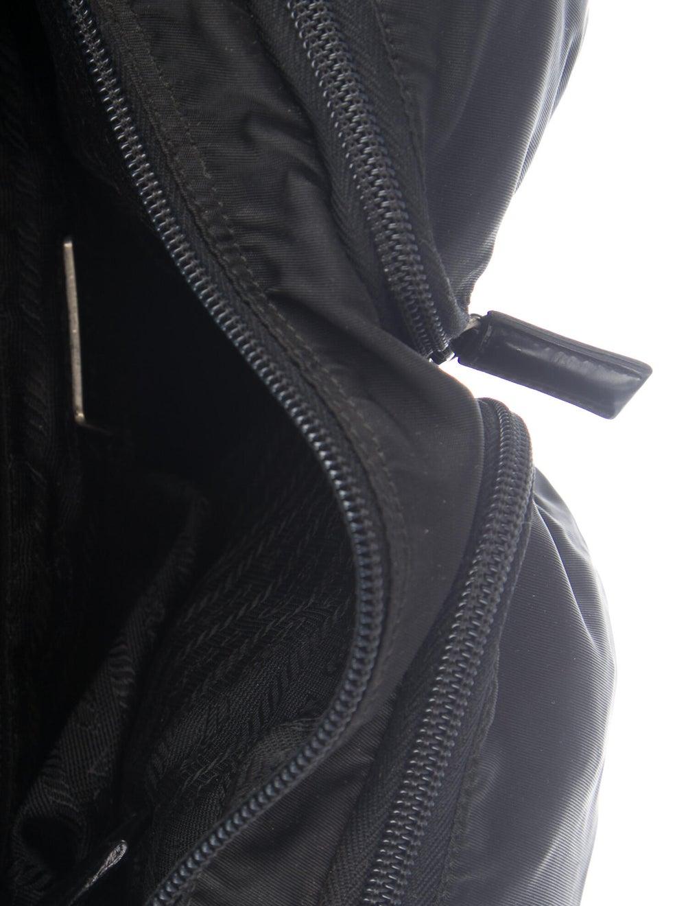 Prada Vela Messenger Bag Black - image 5