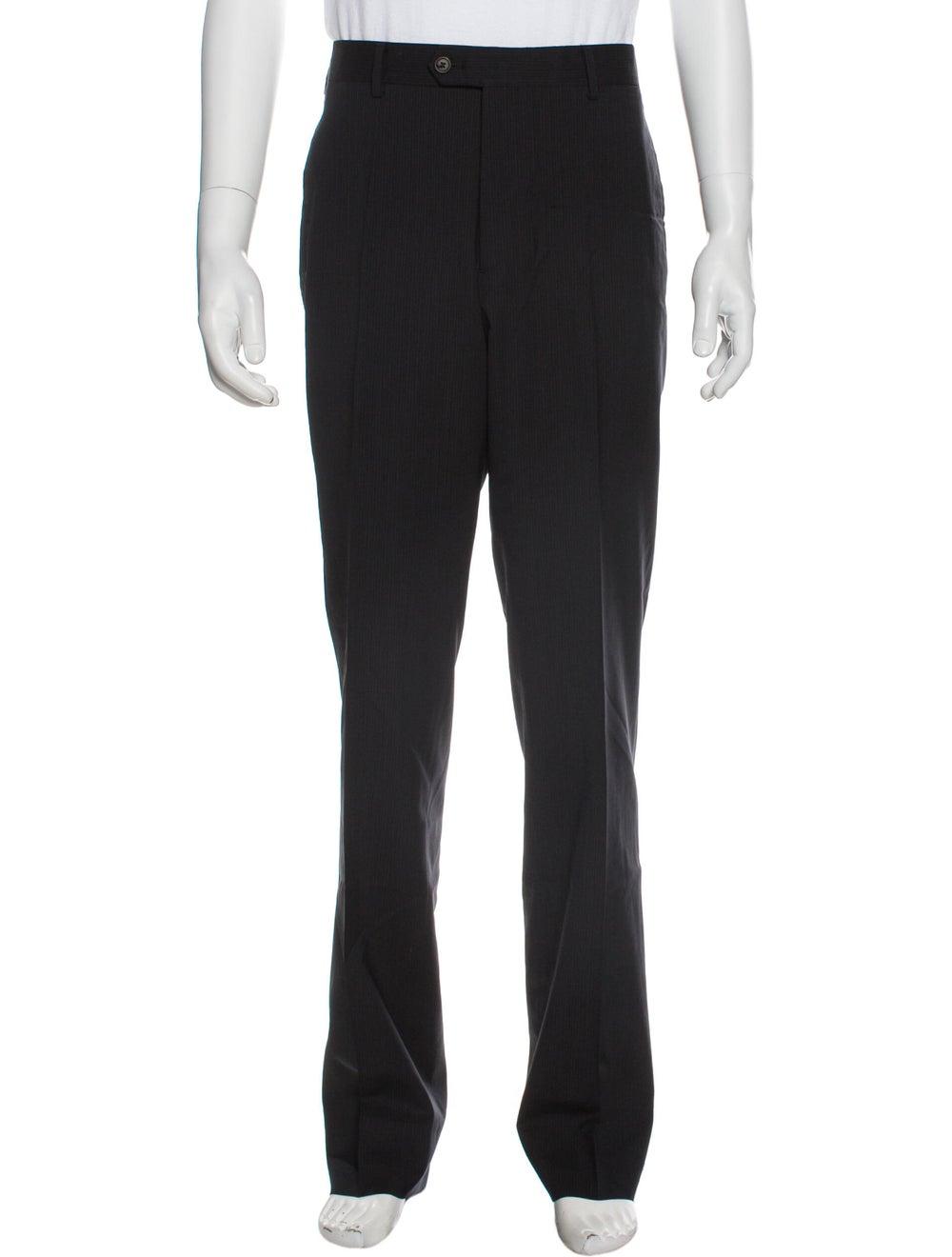 Prada Virgin Wool Dress Pants Wool - image 1