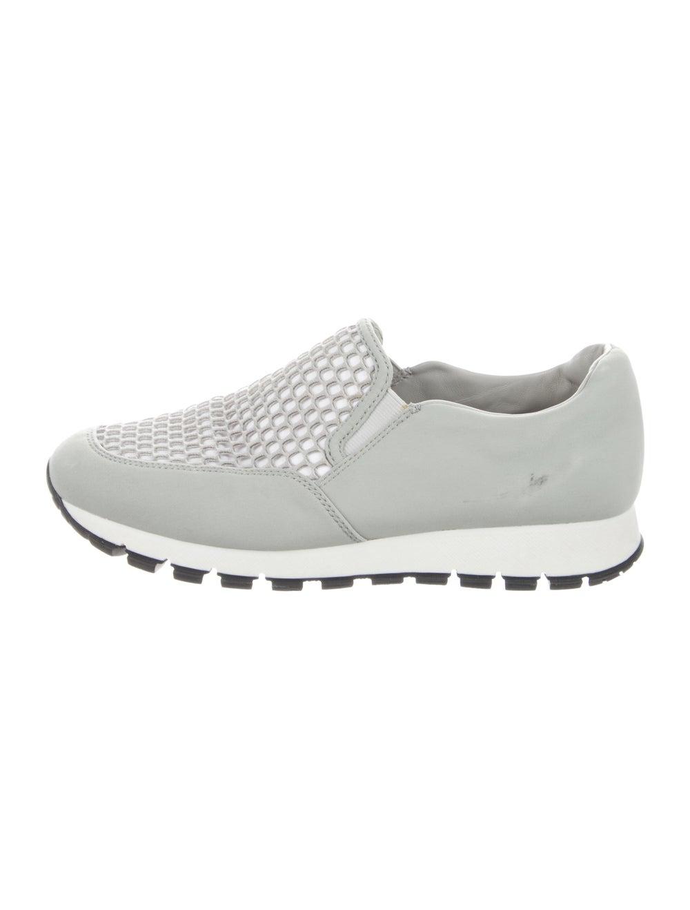 Prada Sneakers Grey - image 1