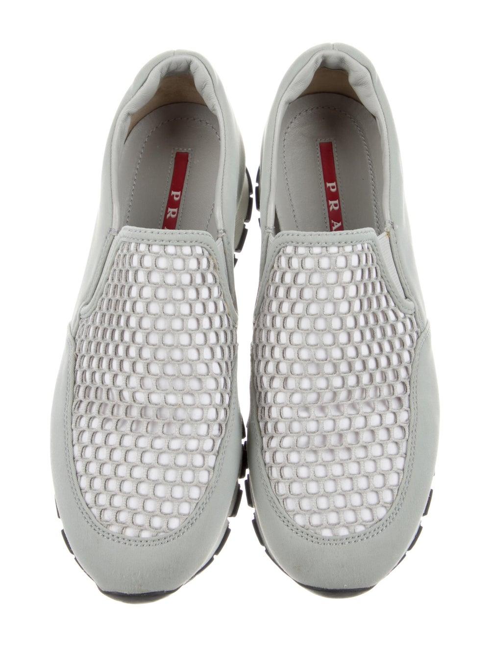 Prada Sneakers Grey - image 3
