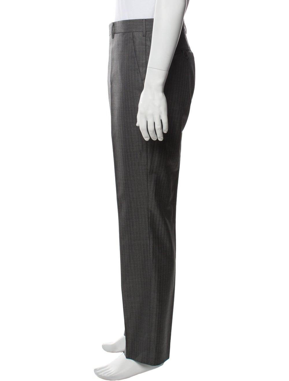 Prada Virgin Wool Dress Pants Wool - image 2