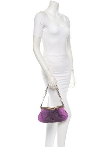 Ombre Tessuto Evening Bag