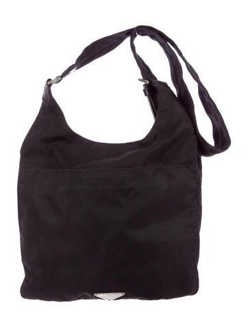 9dd82566214f Prada Tessuto Sport Crossbody - Handbags - PRA54868