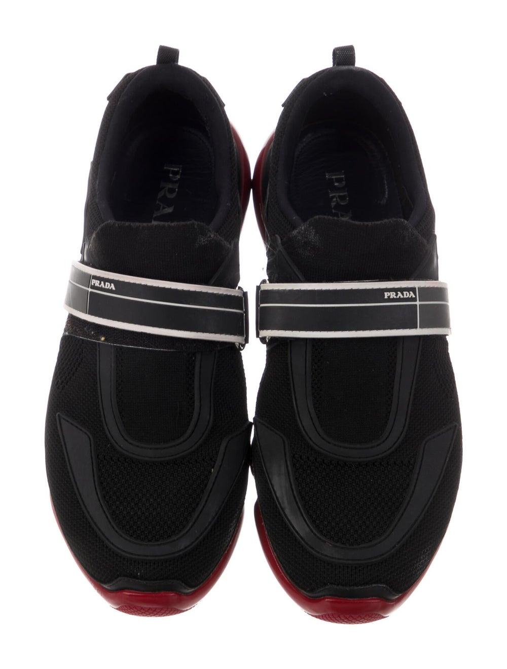 Prada Sneakers Black - image 3