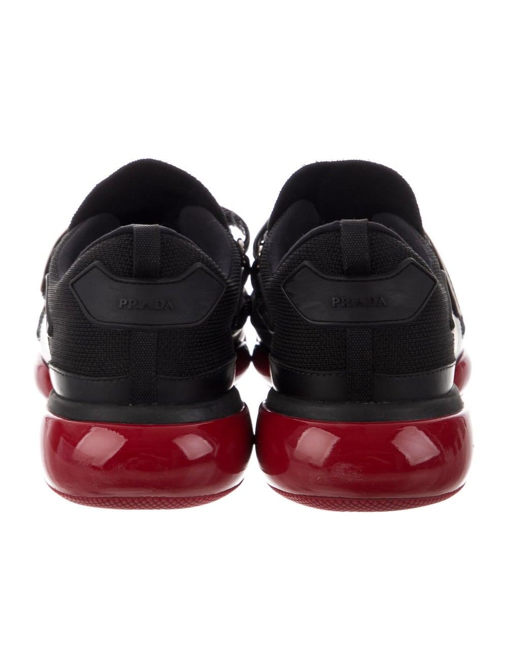 Prada Sneakers Black - image 4