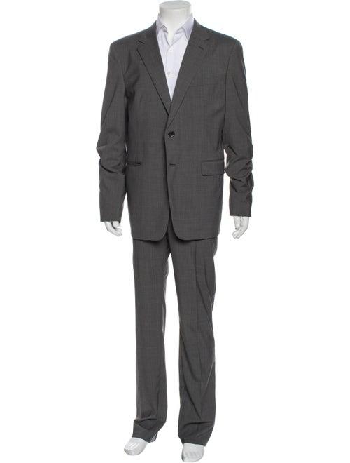 Prada Virgin Wool Two-Piece Suit Wool