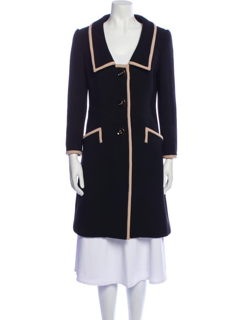 Prada Virgin Wool Coat Wool