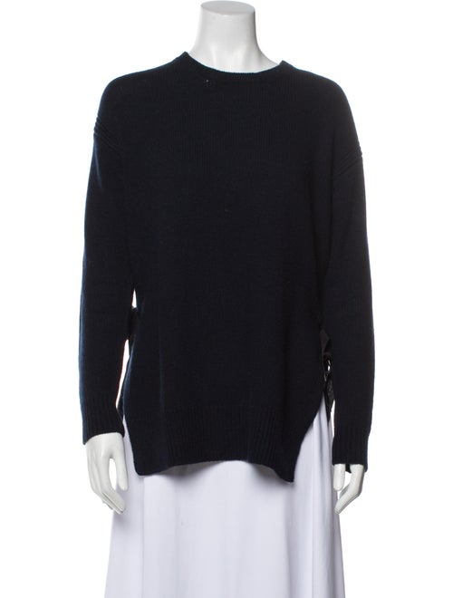 Prada Wool Crew Neck Sweater Wool