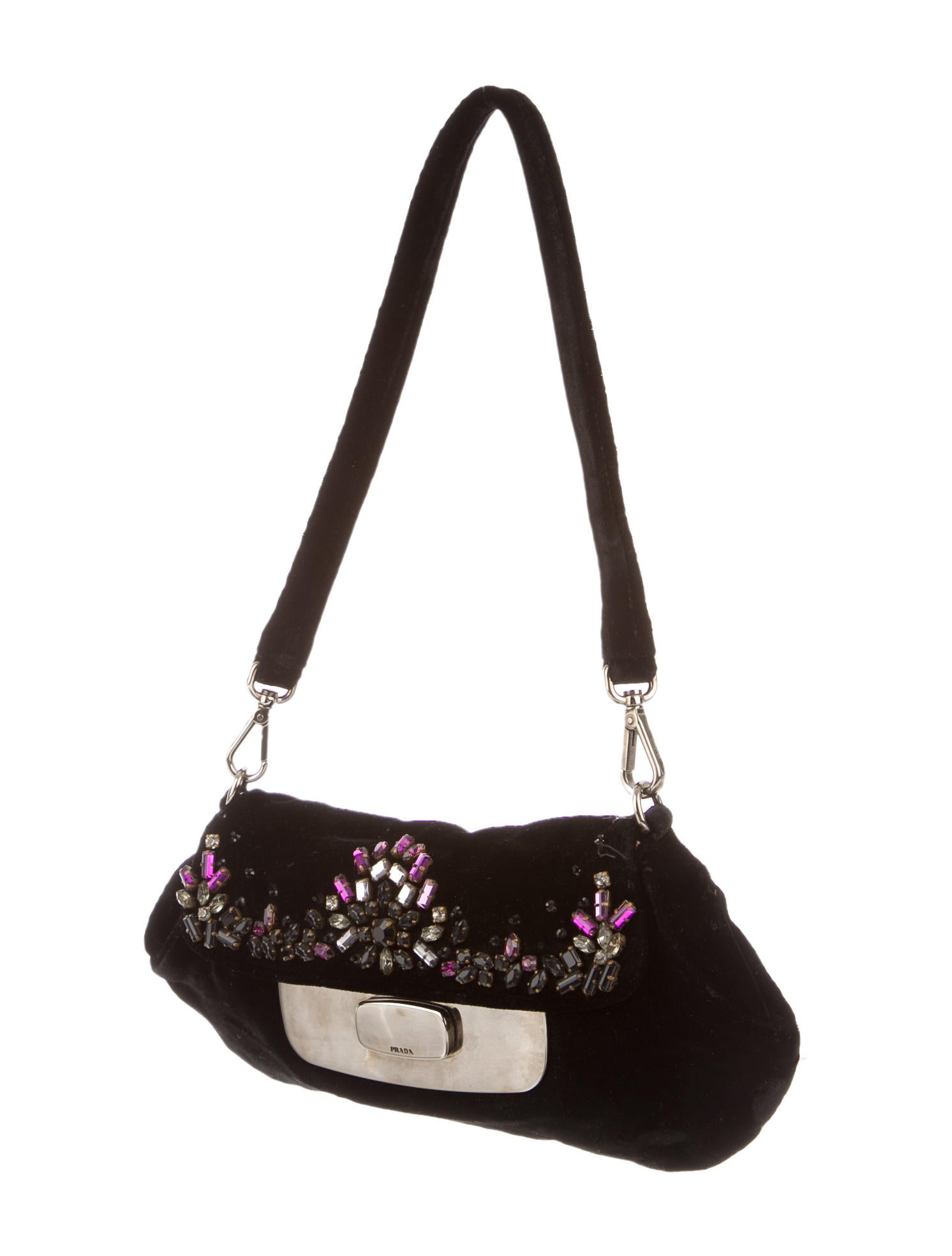 a37f0d8ad4a2 Prada Velvet Bag Strap | Stanford Center for Opportunity Policy in ...