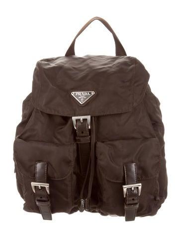 Tessuto & Leather Backpack