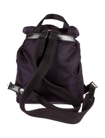 Vela Drawstring Backpack