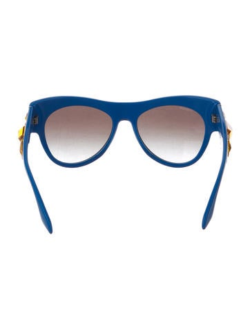 Jewel-Embellished Sunglasses
