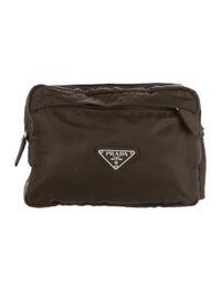 aa5daecac833 Prada Tessuto Montagne Waist Bag - Bags - PRA93933 | The RealReal