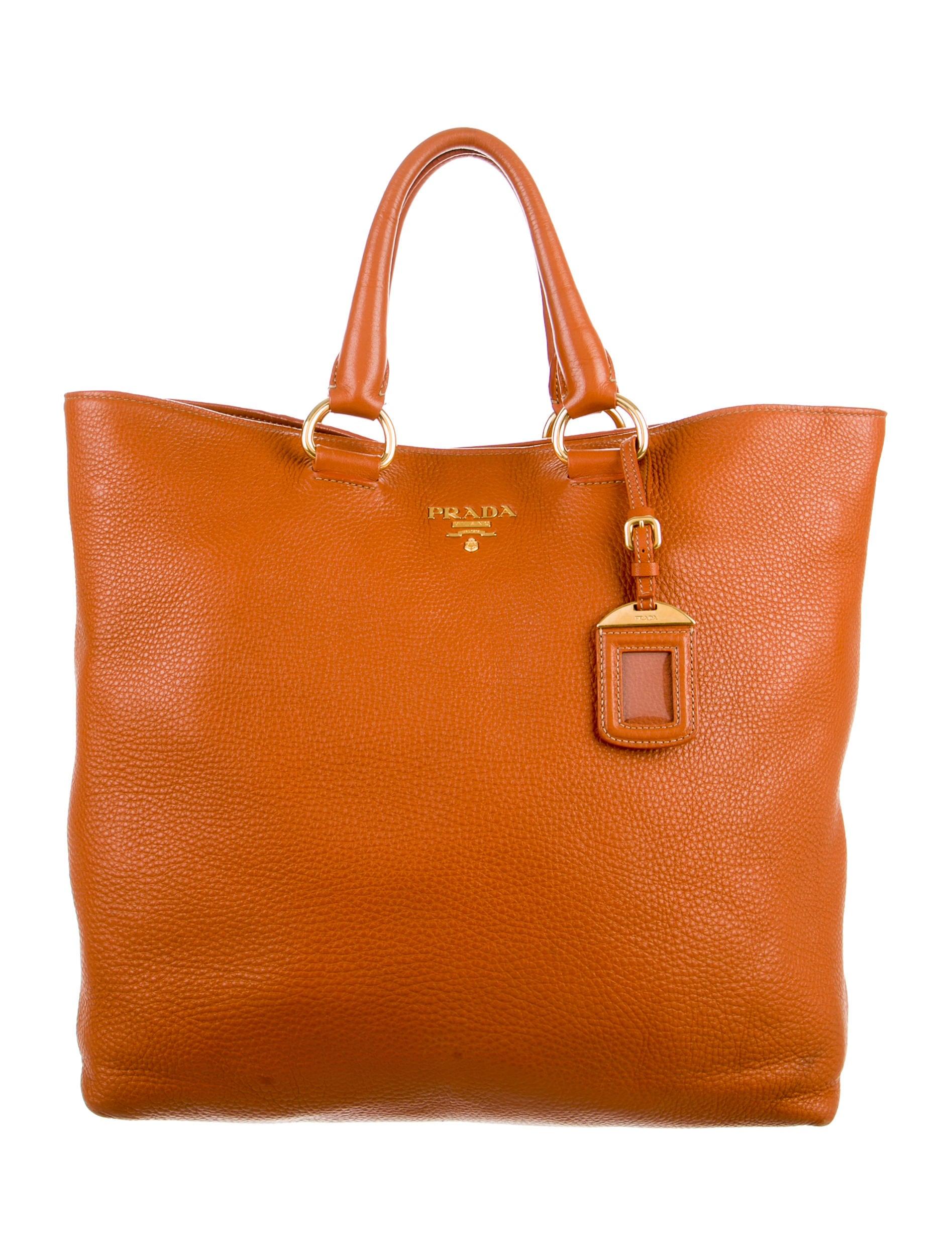 f6169d9f49fe17 Prada Vitello Daino Shopper Bag   Stanford Center for Opportunity ...