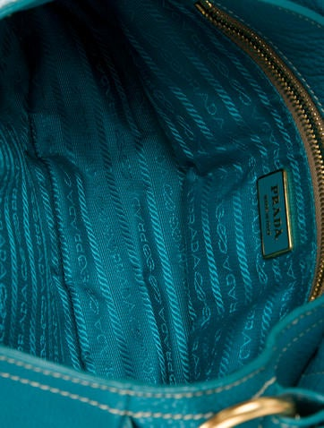Vitello Daino Pushlock Flap Bag